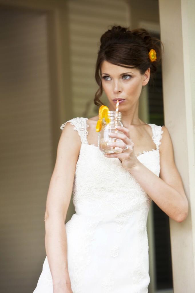 style shoot bride