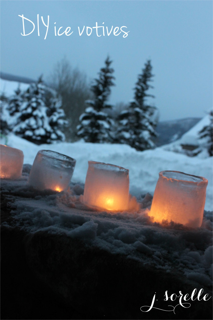 DIY ICE VOTIVES_jsorelle
