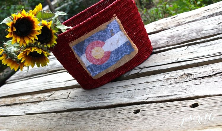 diy colorado burlap flag_jsorelle