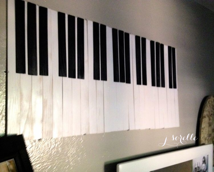 diy piano keyboard_jsorelle