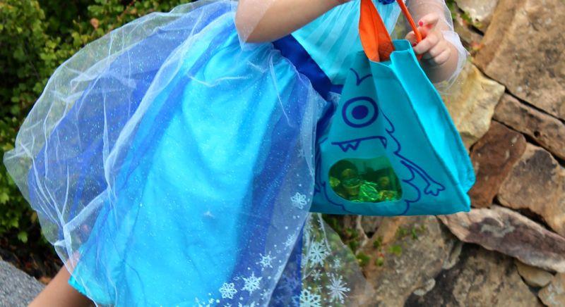 target trick or treat bag