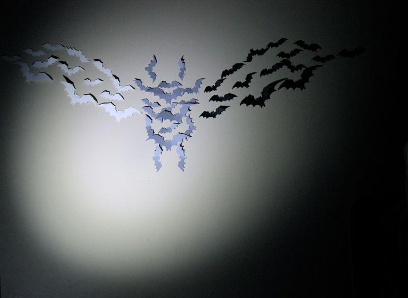 DIY bat signal