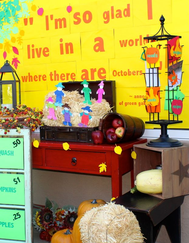 fall harvest party_astrobrights papers