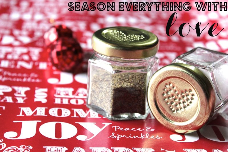 season everything with love_DIY salt and pepper shakers