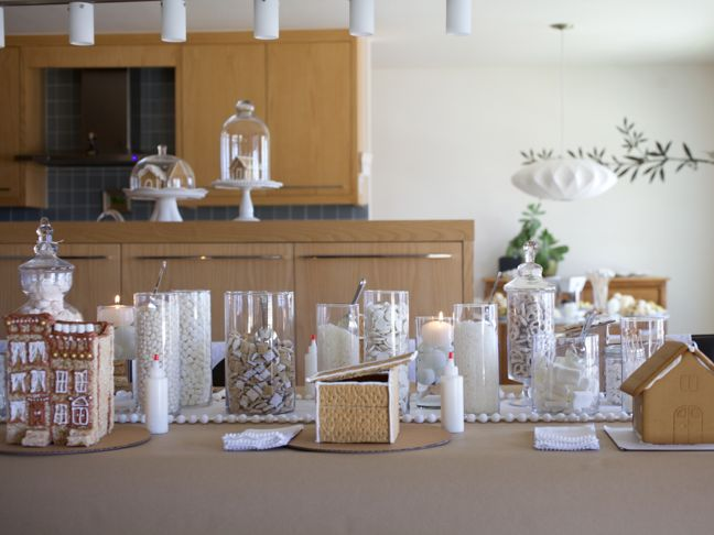the entertaining shoppe gingerbread party