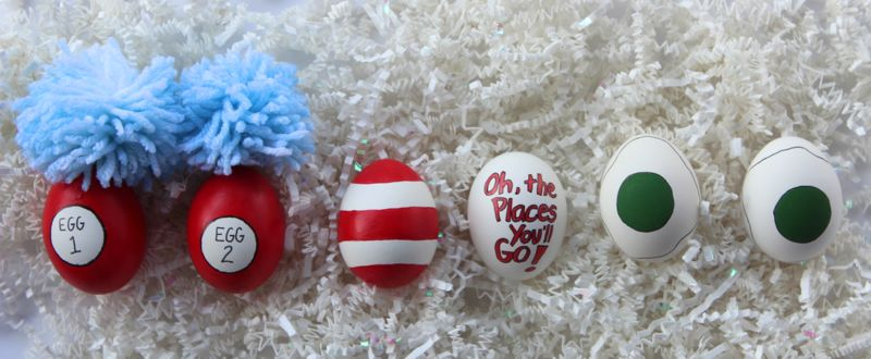 drseuss-easter-egg-oh the places you'll go-stripes-diy-red