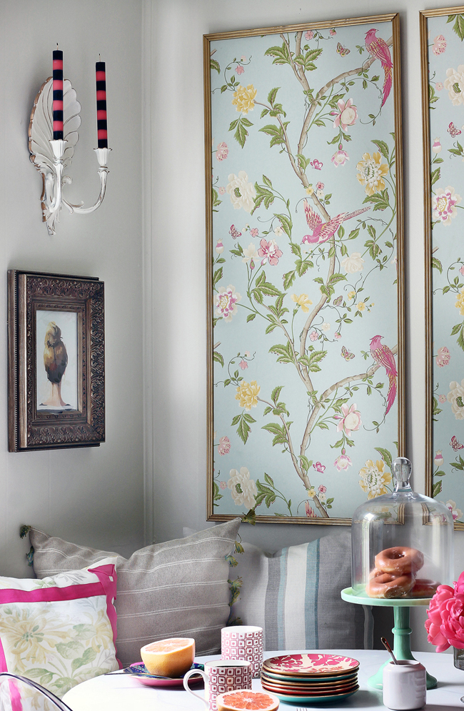 LauraAshley-diy-wallpaper-panel-art-floral-decor-spring-wall