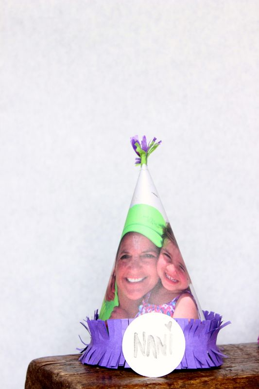 mother u2019s day diy party hats