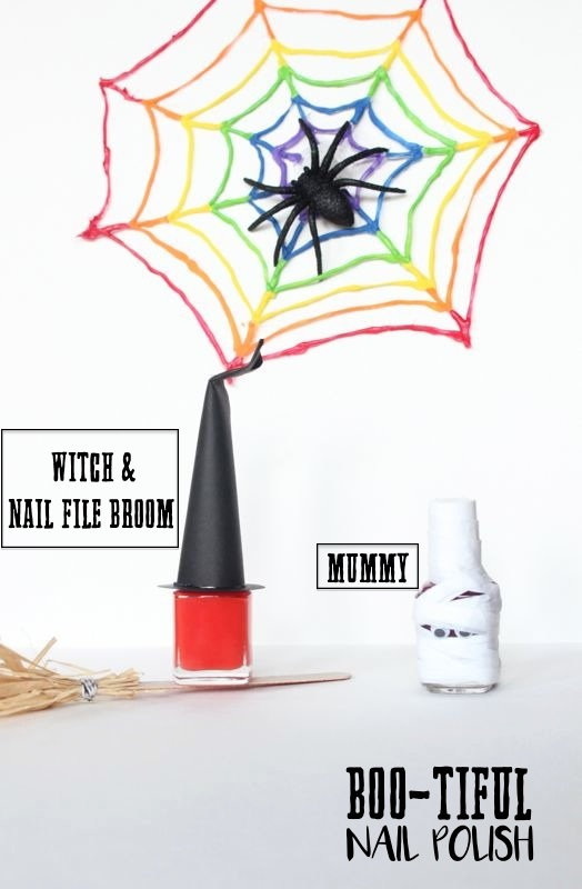 mummy-witch-halloween-nail-polish-diy-holiday-gift