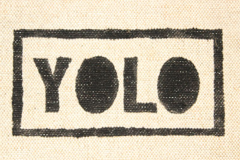 YOLO-black-diy