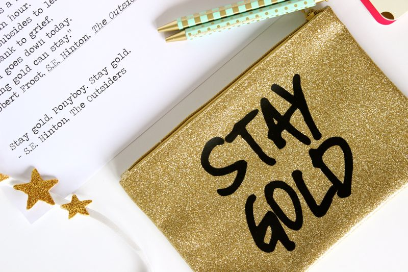 stay-gold-diy-pencil-pouch-gift-star-headband-robert-frost-poem