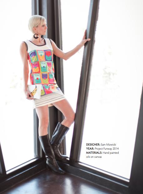 campbell-soup-dress-model-art-paint