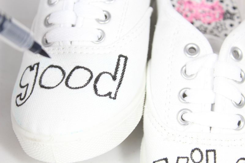 white-shoes-black-words-good