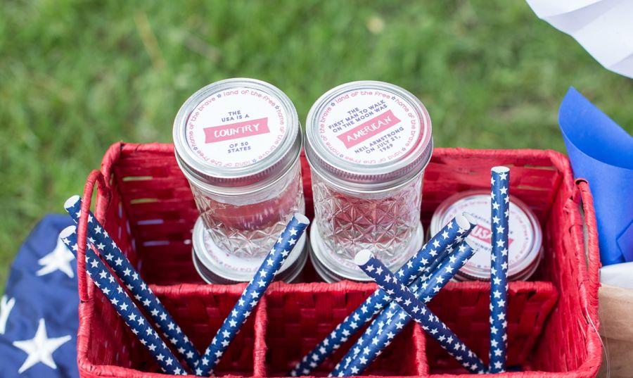 july-4th-red-white-blue-kid-family-picnic-astrobrights-paper-water-labels-fun-facts
