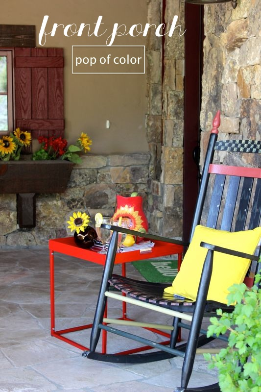front-porch-pop-of-color-wayfair-red-yellow-sunflower