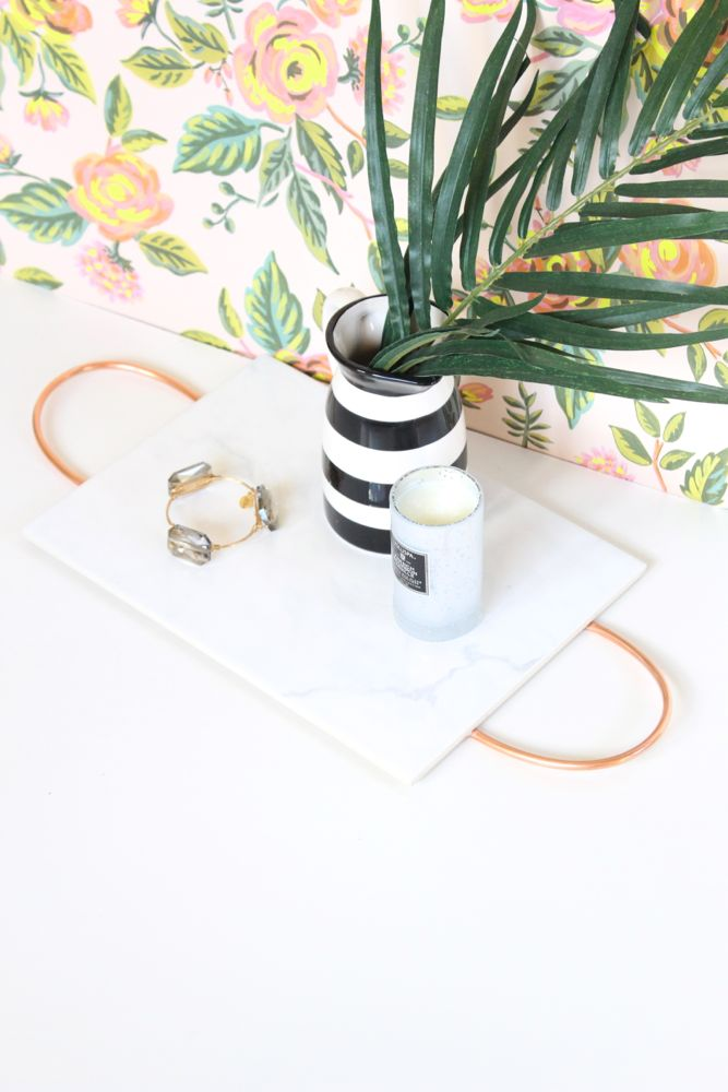marble-and-copper-tray-west-elm-hack-vase-palm-leaf-flower-wallpaper