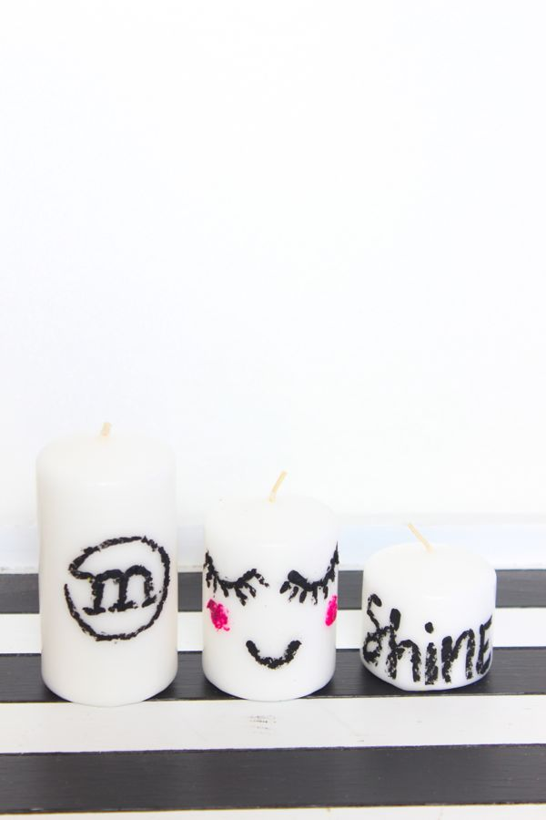 diy-crayon-candle-black-white-gift