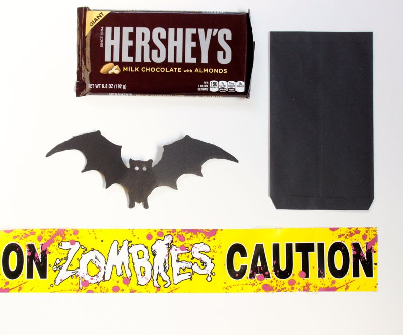 diy-halloween-best-costume-award-caution-tape-bat-chocolate-bar