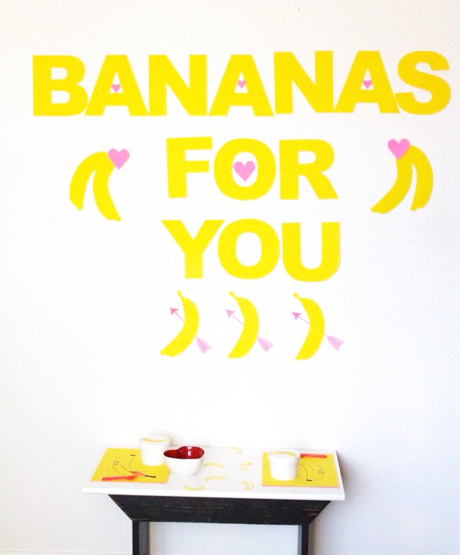 bananas-for-you-yellow-valentines-day-party-kid-birthday-hearts