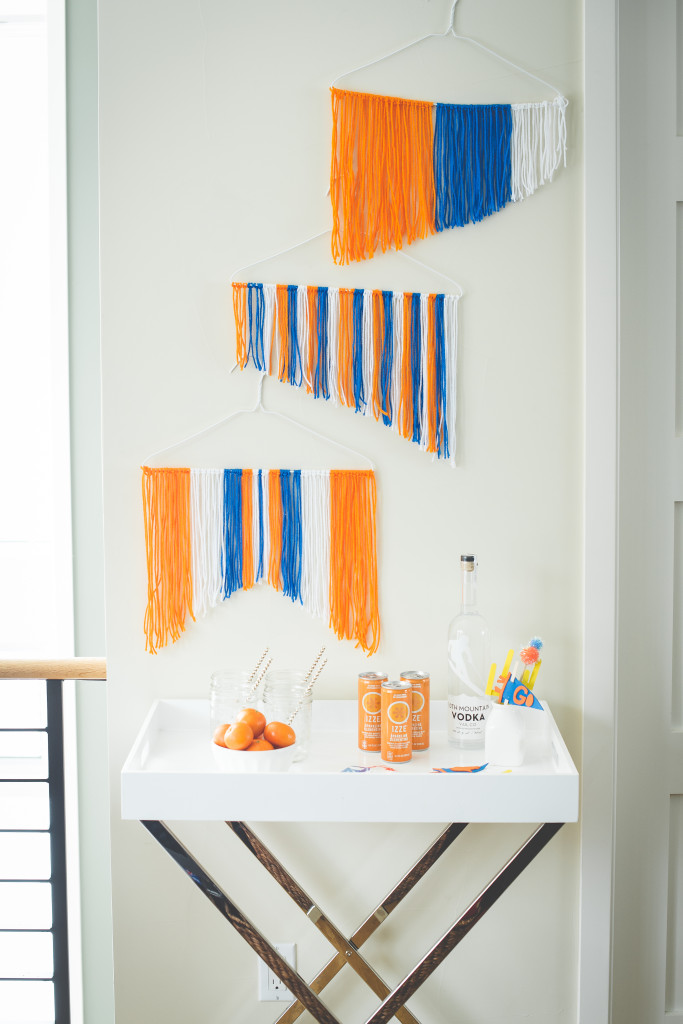 bronco-party-blue-orange-super-bowl-50-football-yarn-wall-hanging