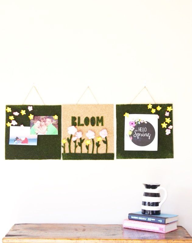spring-cork-board-office-board-photo-diy-flower-push-pins