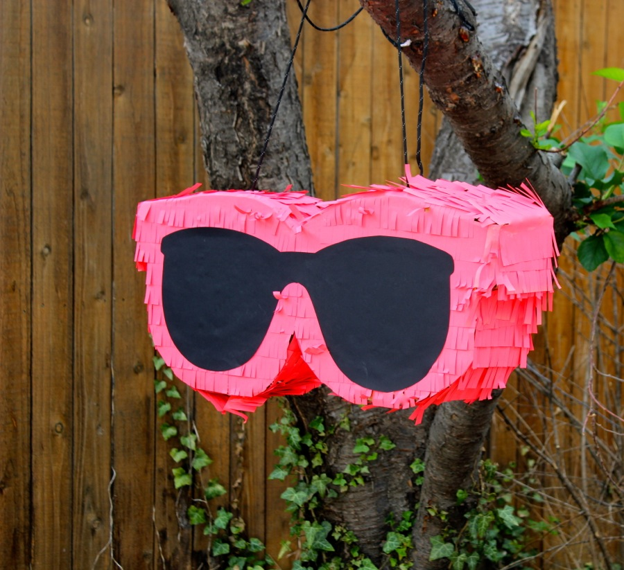 diy-sunglasses-pinata-black-and-bright-coral-gigantic-sunglasses
