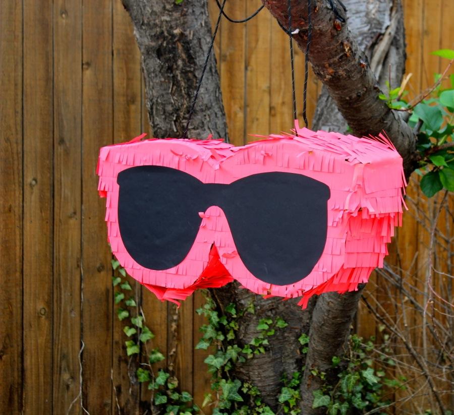 diy-sunglasses-pinata-black-and-bright-coral-gigantic-sunglasses