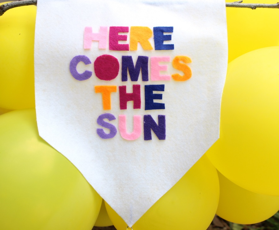 here-comes-the-sun-felt-banner