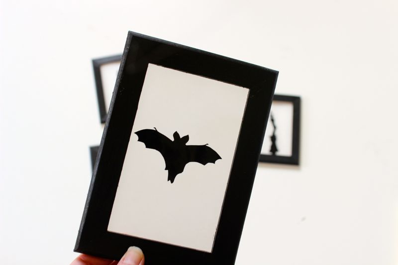 bat-silhouette-for-halloween-in-a-frame