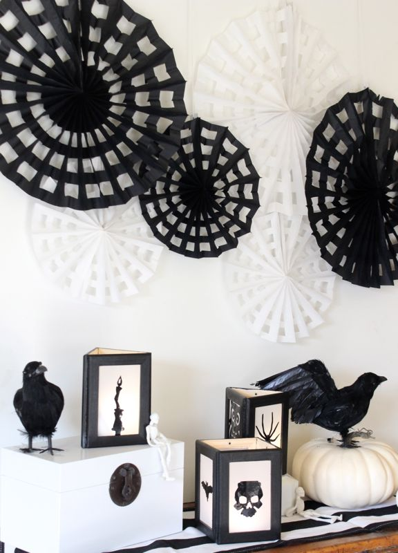 diy-lanterns-and-halloween-silhouettes