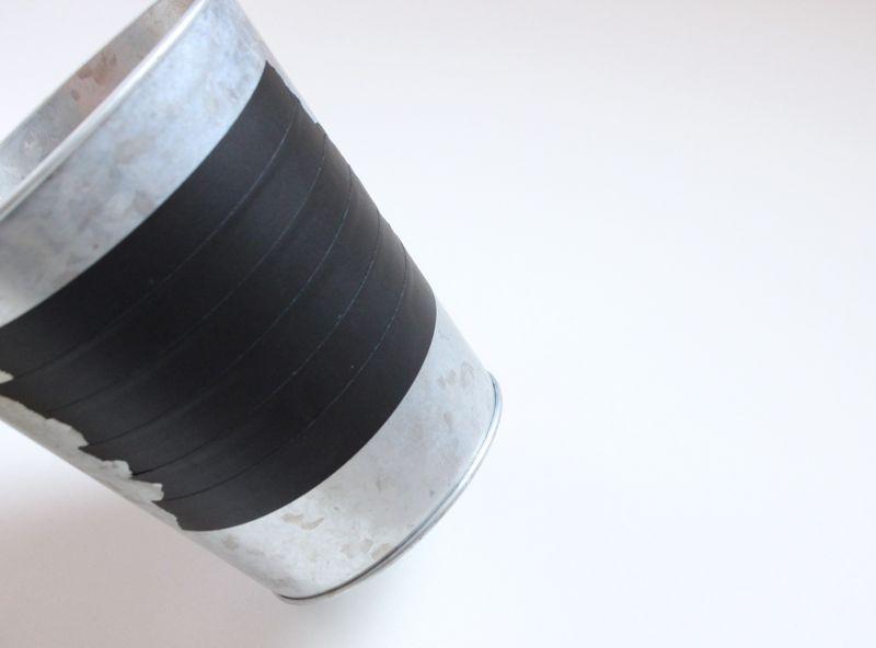 galvanized-pot-black-washi-tape