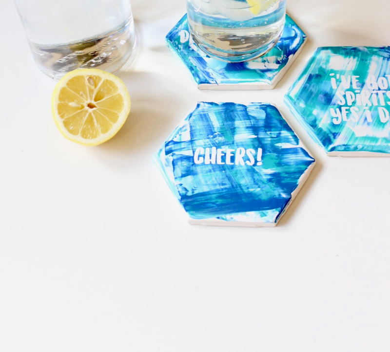 cheers-blue-white-and-teal-coaster