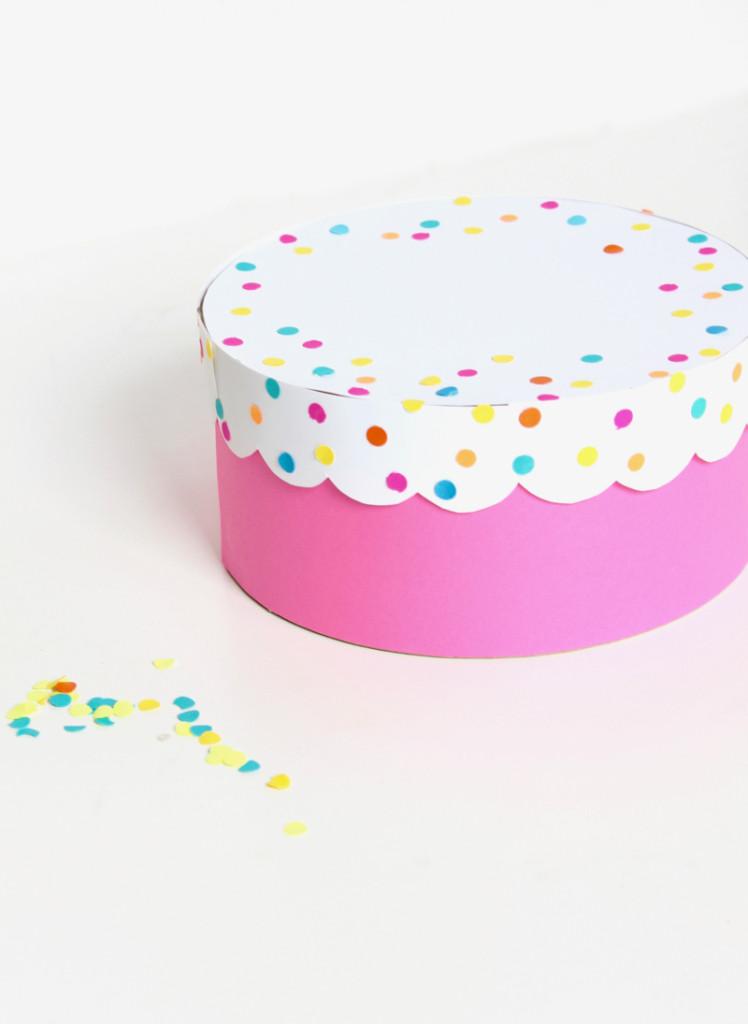 confetti-diy-paper-cake