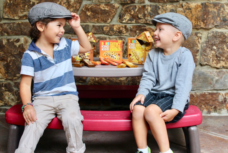 low sugar snacks for kids