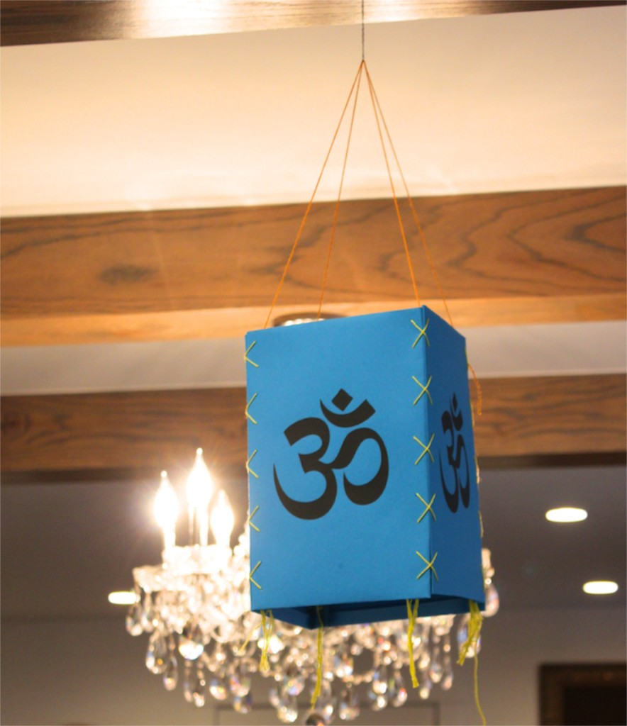 blue-om-paper-chandelier