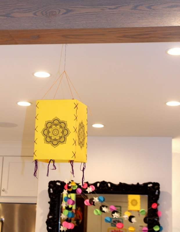 diy-yellow-tibetan-lantern