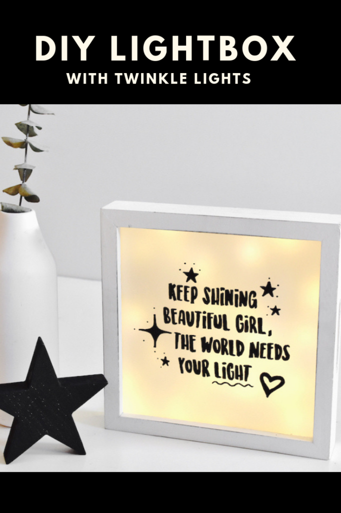 DIY LIGHTBOX_for kids and tweens-twinkle-lights-room-decor