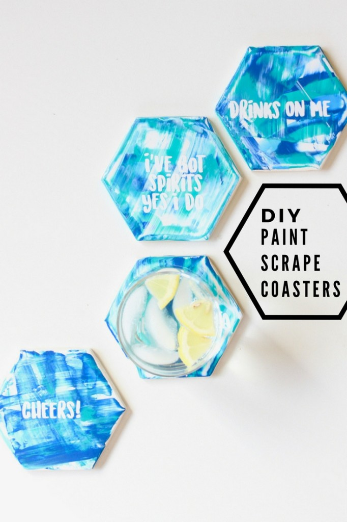 DIY-PAINT-SCRAPE-COASTERS