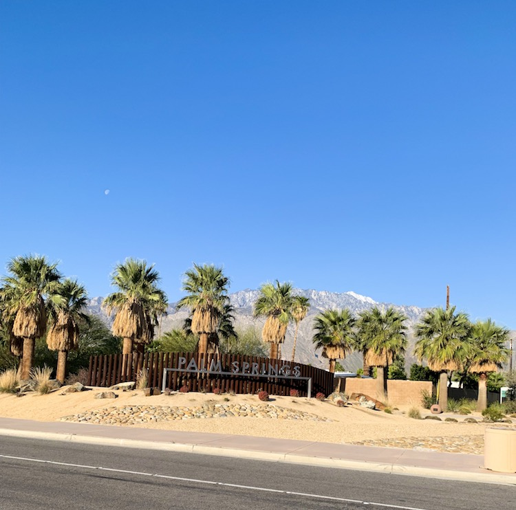 family-friendly road trip to palm springs california