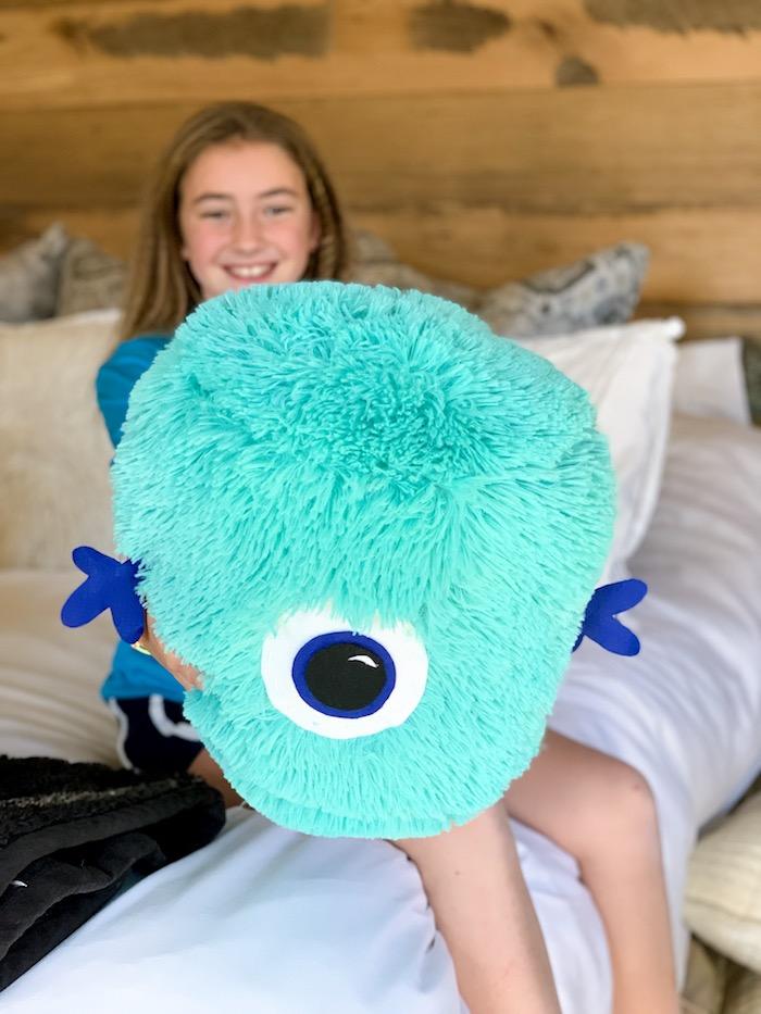 diy pillow monsters - halloween craft