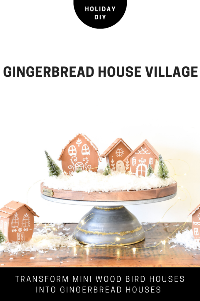 diy bird house gingerbread houses (2)