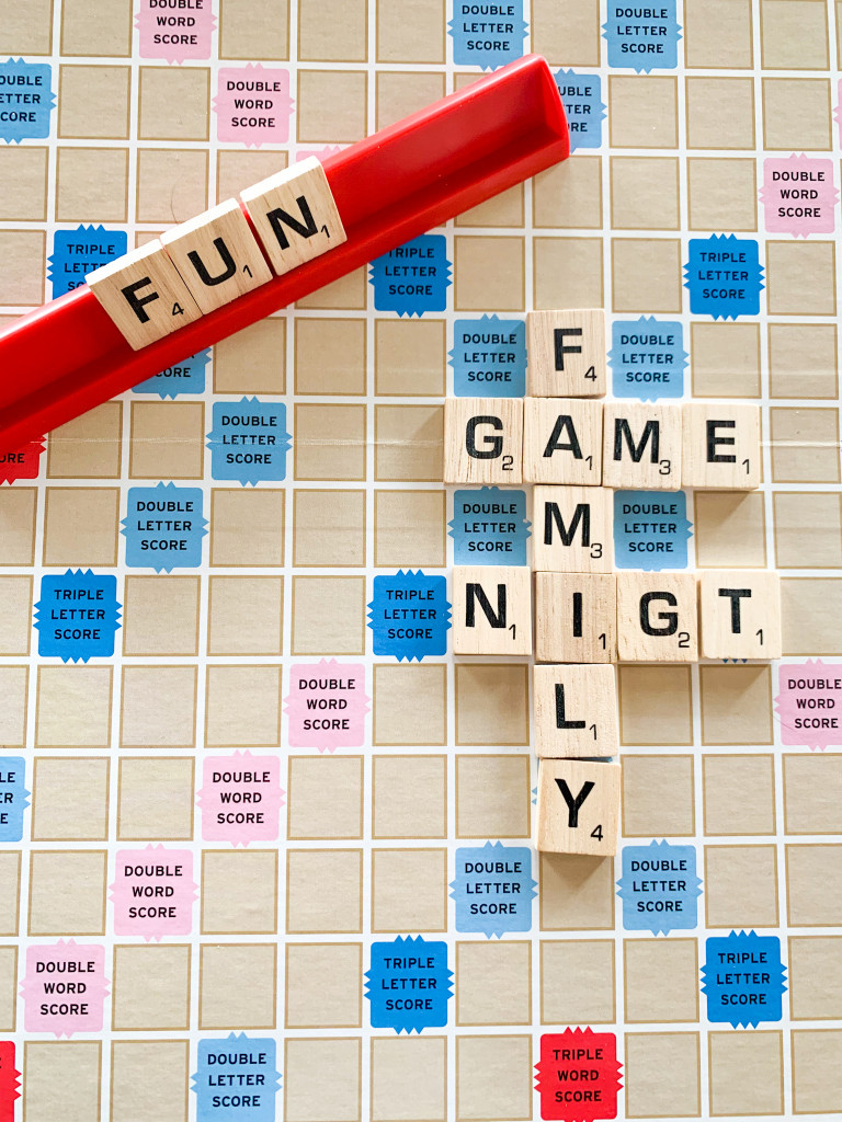family game night - christmas gift guide for everyone